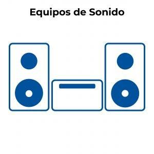 icon equipos de sonido