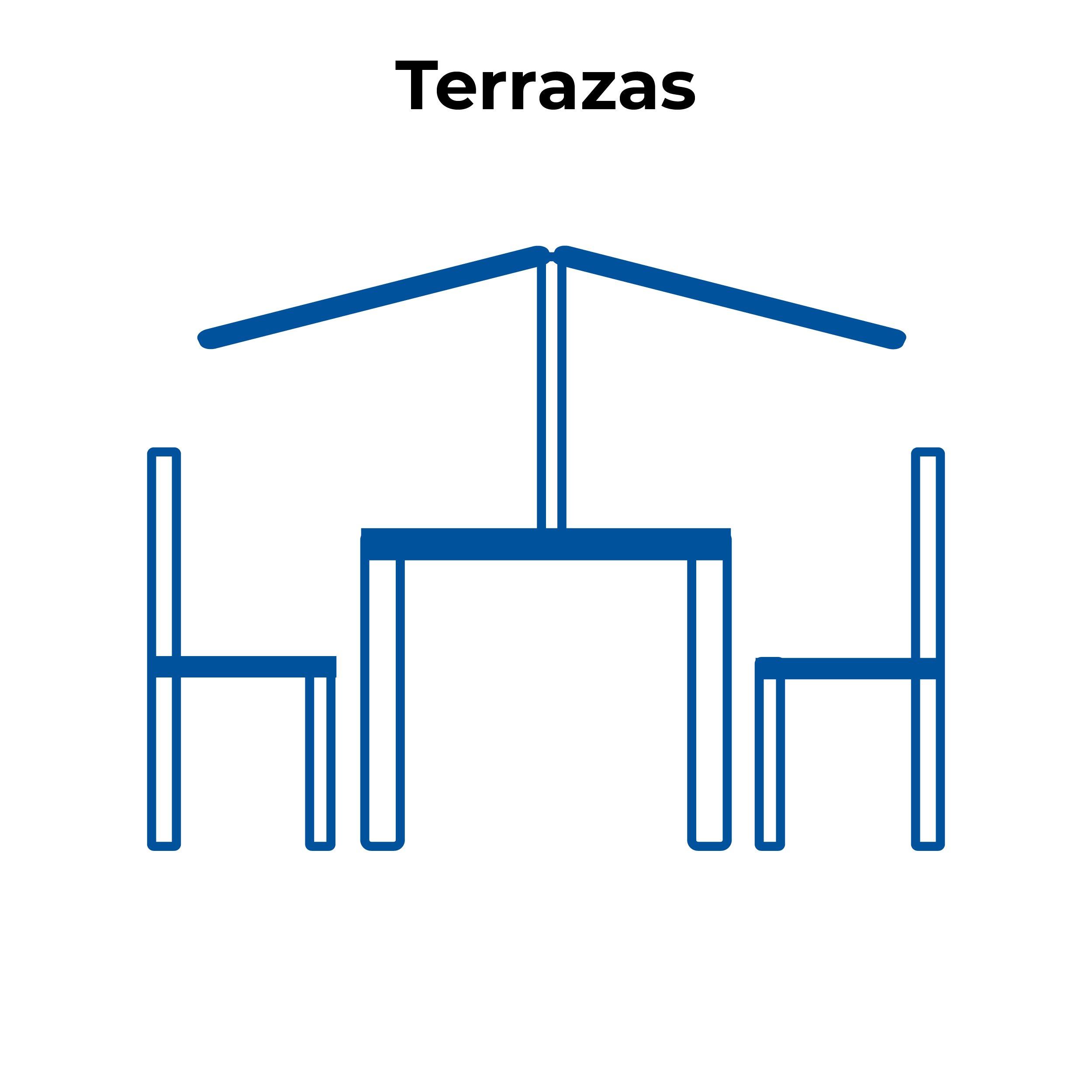 icon terraza